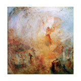 The Angel Standing in the Sun, 1846 Giclee Print by Joseph Mallord William Turner