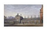 Emery Hill's Almshouses, Rochester Row, Westminster, London, 1880 Giclee Print by John Crowther