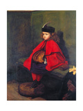 My First Sermon, 1863 Giclee Print by John Everett Millais