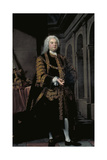 Sir John Barnard, Lord Mayor 1737, 1738 Giclee Print by Joseph Highmore
