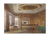 Interior View of the Oak Room, New River Head, Finsbury, London, 1886 Giclee Print by John Crowther