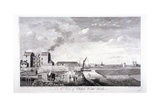 The Chelsea Water Works, London, 1752 Wydruk giclee autor John Boydell