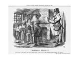 Mammon's Rents!, 1883 Giclee Print by Joseph Swain