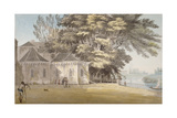 Isleworth, Middlesex, 1787 Giclee Print by John Claude Nattes