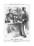 Tinct: Reform: Comp:, 1866 Giclee Print by John Tenniel