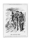 The Eleventh Hour, Siege of Mafeking, South Africa, Boer War, 1900 Giclee Print by John Tenniel