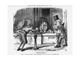 Beware!, 1863 Giclee Print by John Tenniel