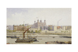 Tower of London, Stepney, London, C1883 Giclee Print by John Crowther
