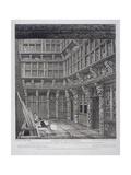 Mansion of Sir Richard (Dic) Whittington in Hart Street, Crutched Friars, London, 1812 Giclee Print by John Thomas Smith