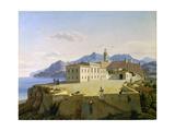 Napoleon Bonaparte in Portoferraio, 1814 Giclee Print by Leo Von Klenze