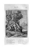 Pan, 1615 Giclee Print by Leonard Gaultier