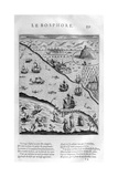 The Bosporus or Bosphorus, 1615 Giclee Print by Leonard Gaultier
