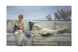 Pleading, 1876 Giclee Print by Lawrence Alma-Tadema