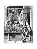 The Spur Maker, C1559-1591 Giclee Print by Jost Amman