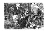 Love's Labour's Lost, 1856 Giclee Print by Orrin Smith