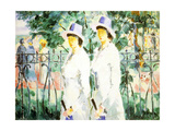 Sisters, 1910 Giclee Print by Kazimir Malevich