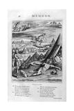Memnon, 1615 Giclee Print by Leonard Gaultier