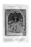 Comus, 1615 Giclee Print by Leonard Gaultier