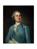 Portrait of the King Louis XVI, 1770s Giclee Print by Joseph Siffred Duplessis
