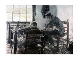 Workshop of the Shoe Maker, 1881 Giclee Print by Max Liebermann