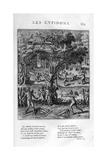 Cupidons, 1615 Giclee Print by Leonard Gaultier