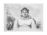 Nomahanna, C1805-1828 Giclee Print by Ludwig Choris
