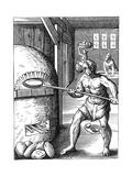 Baker, 16th Century Giclee Print by Jost Amman