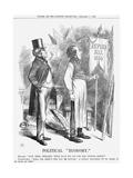 Political Economy, 1866 Giclee Print by John Tenniel