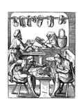 Cobbler, 16th Century (18) Giclee Print by Jost Amman