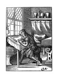 Wood Engraver, 16th Century Giclee Print by Jost Amman