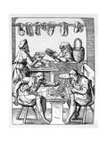 Shoemaker, C1559-1591 Giclee Print by Jost Amman