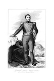 Etienne Maurice Gerard (1773-185), French General and Statesman, 1839 Giclee Print by Julien Leopold Boilly