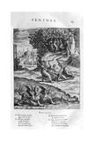 Pentheus, 1615 Giclee Print by Leonard Gaultier