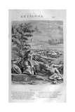 Antigone, 1615 Giclee Print by Leonard Gaultier