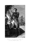 Laurent Gouvion Saint-Cyr (1764-183), Marshal of France, 1839 Giclee Print by Julien Leopold Boilly