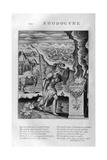 Rhodogune, 1615 Giclee Print by Leonard Gaultier