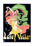 Loïe Fuller', 1897 Giclee Print by Jules Chéret