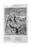 Pelops, 1615 Giclee Print by Leonard Gaultier