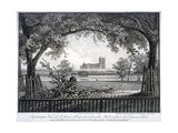 St James Park, from the Mall in Front of St James's Palace, Westminster, London, 1807 Giclee Print by John Thomas Smith