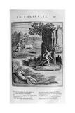 Thessalie, (Thessal), 1615 Giclee Print by Leonard Gaultier