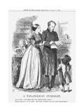 A Pan-Anglican Oversight, 1867 Giclee Print by John Tenniel