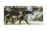 The Pyrrhic Dance, 1869 Giclee Print by Lawrence Alma-Tadema