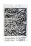 Scamander, 1615 Giclee Print by Leonard Gaultier