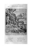 Thiodamas, 1615 Giclee Print by Leonard Gaultier