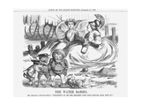 The Water Babies, 1865 Giclee Print by John Tenniel