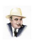 Al Capone, 2007 Giclee Print by Karen Humpage