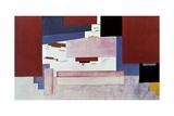 Suprematist Variations, 1919 Giclée-tryk af Kazimir Malevich