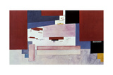 Suprematist Variations, 1919 Giclee Print by Kazimir Malevich