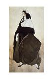Portrait of the Ballet Dancer and Patron Ida Rubinstein, 1921 Giclee Print by Leon Bakst