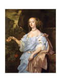 Henrietta Boyle, Countess of Rochester, C1660S Giclee Print by Peter Lely